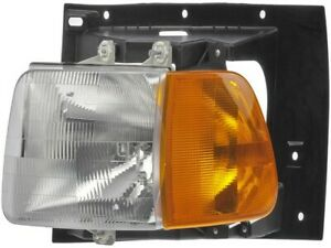 For 1999-2000 Sterling Truck AT9522 Headlight Assembly Dorman 131189PD 2000