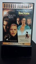 Astronauts Wife & Don Juan Demarco  (2 DVD Deluxe Pack) Johnny Depp - Free Shipp