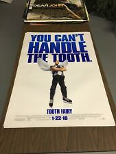 THE TOOTH FAIRY - 27x40 Original DS Movie Poster