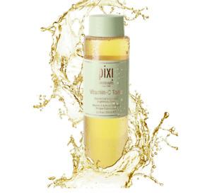PIXI Skintreats Vitamin-C Tonic Ferulic Acid Brightening Exfoliating Toner 100ml