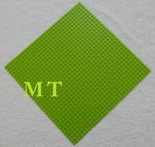 Tachas 32x32 grande (SS) 25.5x25.5cm placa base compatible bloques de construcción carretera