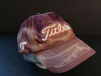 Virginia Tech Titleist Hat Cap Strapback Dad Golf Adjustable One Size Hokies