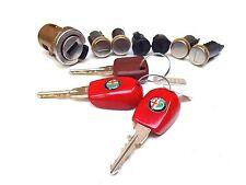 Alfa romeo 155 1995 > portes & ignition lock set & 3 clés neuf et authentique 60620293