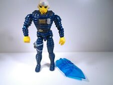 C.O.P.S. and Crooks Series 1 Barricade Action Figure incomplete Hasbro 1988