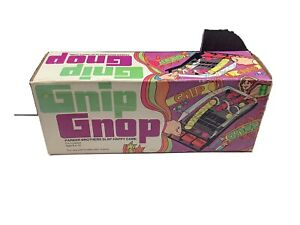 Vintage 1971 Parker Brothers Gnip Gnop Game and Box, Great Shape