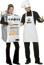 Bun In The Oven & Bun Maker Couples Costume