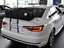Audi A4 Saloon - Roof Box, Roof Rack, Cargo Carrier : Boot-bag Luggage System