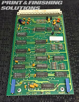 CP Bourg OEM Part PC 104 PCB P/N # 9421063 -- 50% off