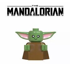 The Mandalorian Star Wars - New Baby Yoda Fits Lego Minifigure