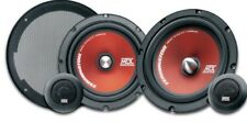 MTX TR 65S - KIT 2 VIE MID- WOOFER 165mm TWEETER SETA 280W 4ohm