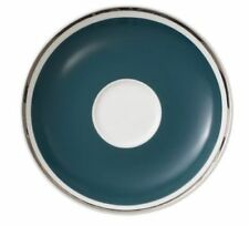 Villeroy & and Boch ANMUT Emerald Green saucer for tea / coffee cup 15cm NEW NWL