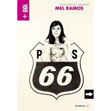 MEL RAMOS 100+ Zeichnungen Monographie, 2010, 100 Abbildungen, Schröder Buch