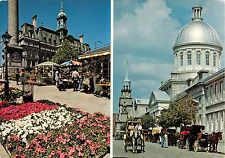 Le Vieux Montreal Old Montreal Postcard Canada