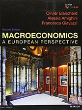 Macroeconomics: A European Perspective (2nd Edition)