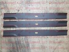 "Buhler Farm King 966167  84"" Cut Finish Mower Blades, Set of 3"