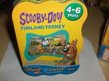 Scooby-Doo`Funland Frenzy..Vsmile`VTech`4 To 6 Years`New Sealed-:>Free To US