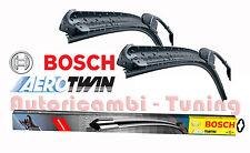 A299S SPAZZOLE TERGI TERGICRISTALLO ANTERIORI BOSCH AEROTWIN FIAT 500 DA 7/2007>