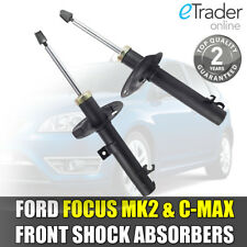 For Ford Focus MK2 Front Shock Absorbers x 2 2005-2012 Pair Shockers Absorber x2