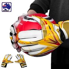 Yellow Soccer Football Goalkeeper Gloves Latex Protective Equipment OGLOV3204