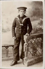 Greenwich/Lewisham. Archie, Boreman Foundation Naval Uniform. Children's Charity