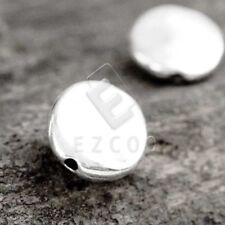 100pcs De gros tibétain argent Charme métal en vrac perles bijoux 14x14x4mm PE