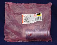 1x Viega Prestabo SC-Contur T-Stück 558 956 42x1/2x42mm 558956 Pressfitting Neu