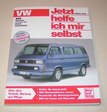 Reparaturanleitung VW T3 Bus Bulli Transporter - Baujahre 1982 bis 1990!