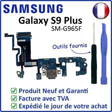 NAPPE DOCK FLEX CONNECTEUR USB DE CHARGE + MICRO SAMSUNG GALAXY S9 PLUS SM-G965F