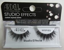 (LOT OF 72) Ardell Studio Effects WISPIES Authentic Ardell Eyelashes Black Strip