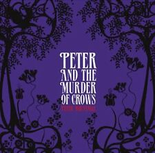PETER BRUNTNELL PETER AND THE MURDER OF CROWS    DIGIPAK  CD