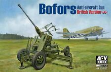 AFV Club 1/35 Bofors Anti-Aircraft Gun, British Version #35187