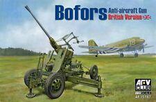 AFV Club 1/35 Bofors Anti-Aircraft Gun, British Version #35187