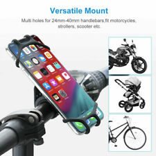 Motorbike Bicycle Handlebar Mobile Phone Holder Motorcycle Mount 360 Universal