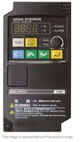Omron 3G3JX-AE007 Inverter Drive 0.75 kW with Filter 3-Phase