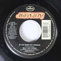 Country 45 Billy Ray Cyrus - In The Heart Of A Woman / Right Face Wrong Time On