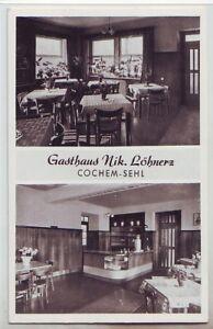 Gasthaus Nik. Löhnerz  Cochem   - Sehl