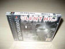 Silent Hill 1 Sony PlayStation Ps1 Original Black Label New Sealed Excellent