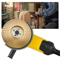 """3.3"""" Carbide Wood Sanding Carving Shaping Disc For Angle Grinder Grinding Wheel"""