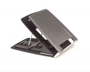 Bakker Elkhuizen Ergonomic Laptop Notebook Stand with Document Holder