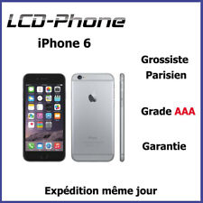 Apple iPhone 6 16Go Débloqué Garantie 6mois Vendu avec boîte et accessoirs GRIS