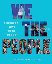 We the People eleventh 11th Core Edition Benjamin Ginsberg  e-B00K [PDF]