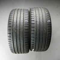 2x Continental ContiEcoContact 5 ContiSeal 245/45 R18 96W 7 mm Sommerreifen