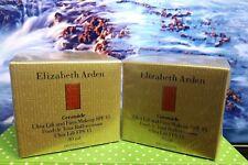 2 Elizabeth Arden Ceramide Ultra Lift and Firm Makeup SPF 15 Warm Honey 09 1oz