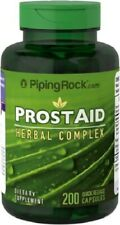ProstAid Herbal Complex, 200 Capsules ( PROSTATE SUPPORT ), Saw Palmetto