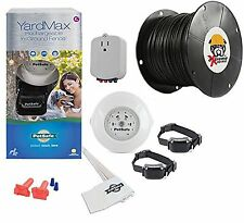 PetSafe Yardmax Rechargeable In-Ground Dog Fence System 2 Dog 500Ft of Wire Kit