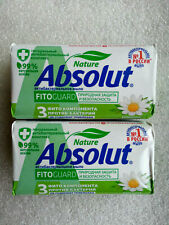 Soap Antibacterial Absolute Nature Chamomile 90g x 2pcs