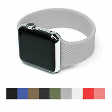 For Apple iWatch Series 6 SE 5 4 3 2 1 Silicone Sports Watch Band 38 40 42 44mm