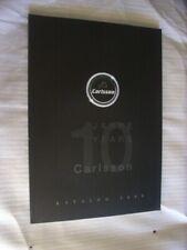 Citroen C5 Limousine Tourer by Carlsson Prospekt Brochure 02.2011
