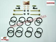Honda CBR600RR de 2005 a 2015 Sellos Bomba Freno Delantera Y Almohadilla Pin reconstruir Kit x 2