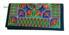 Women Bag Embroidered Wallet Indian Clutch Pouch Purse Multicolor New